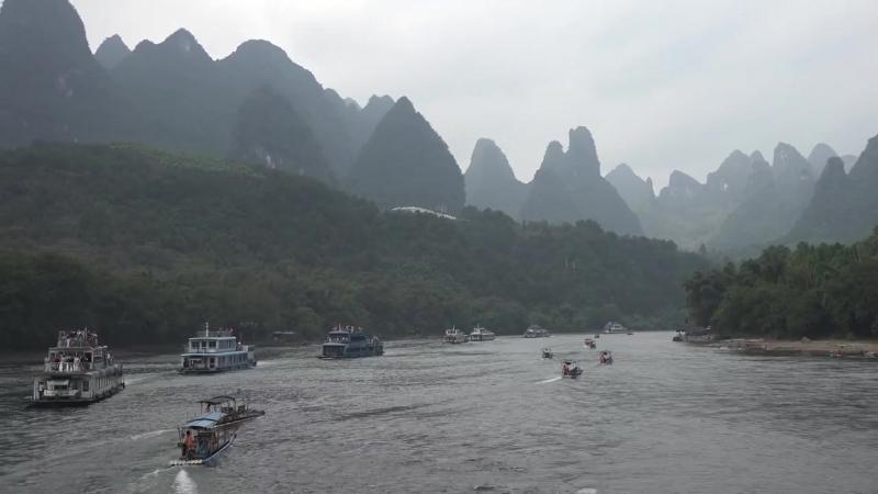 Сокровищница Китая живописнейшая долина реки Ли