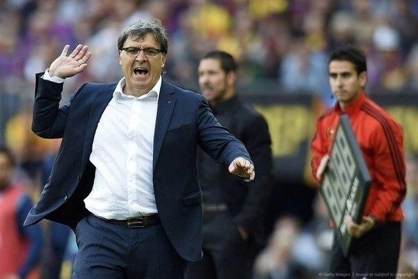 Мартино покидает Барселону.