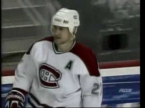 Alex Kovalev couple of sweet goals for Canadiens vs Sabres (2006)