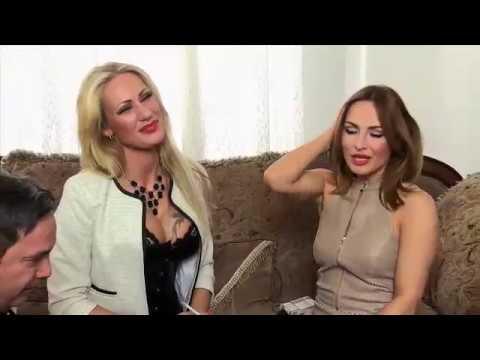 2 Ladies, 2 Butlers, 2 Human Ashtrays XFantasy free fetish, hardcode, femdom porno videos
