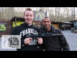 John Terry and Ashley Cole Dominate At Manchester City and Delta Force Paintball