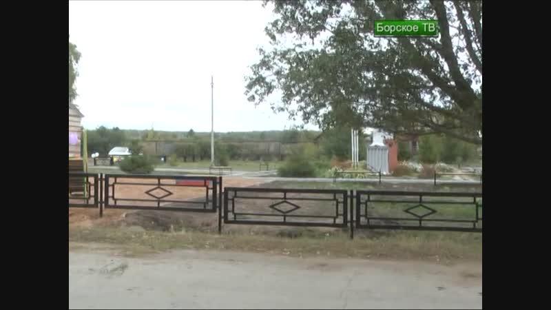 Село моё. открытие СДК и детской площадки с. Подсолнечное