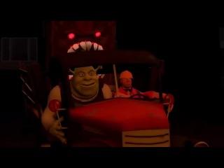 Shrek 's nightride
