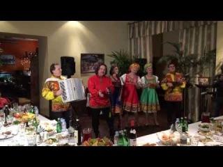 Ой мороз,мороз - ансамбль русской песни