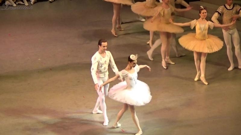 Шедевры М.Петипа. Раймонда - последний балет гения.
