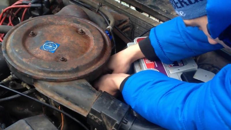 Как настроить зажигание ВАЗ 2107(How to set ignition VAZ 2107)
