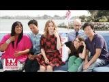 Community @ Comic-Con 2013! Alison Brie! Gillian Jacobs! Danny Pudi! Yvette Nicole Brown!