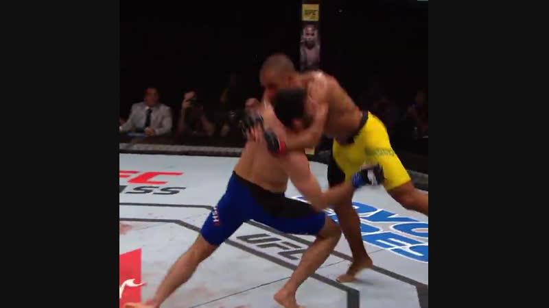UFCMilwaukee Edson Barboza