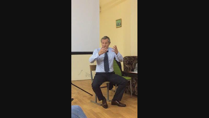 Французский психоаналитик Стефан Золотатарефф