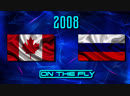 ЧМ-2008. Канада - Россия. 1 период