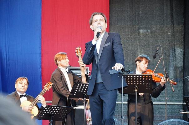 9 июня 2018 г, Концерт, посвященный Дню России, Парк Вингис, Вильнюс, Литва LDLBrG3RF7Y