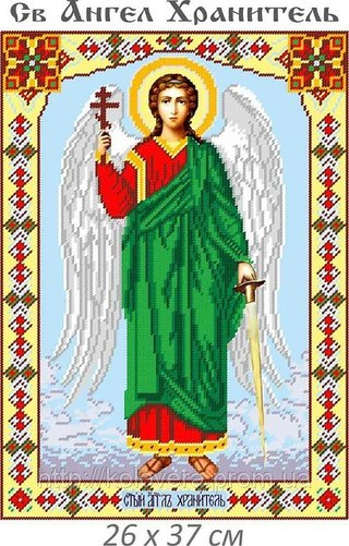 схемы - иконы - Ангел