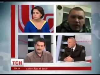 Крымский морпех и бандеровский министр