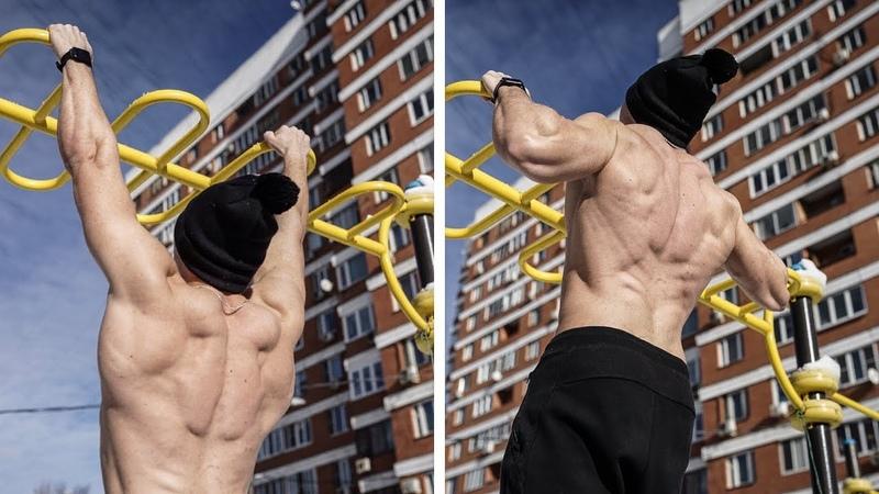 Как увеличить количество подтягиваний и преодолеть застой Дмитрий Кузнецов workout