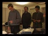 Emerson String Quartet Mendelssohn---The Octet (PART 1)