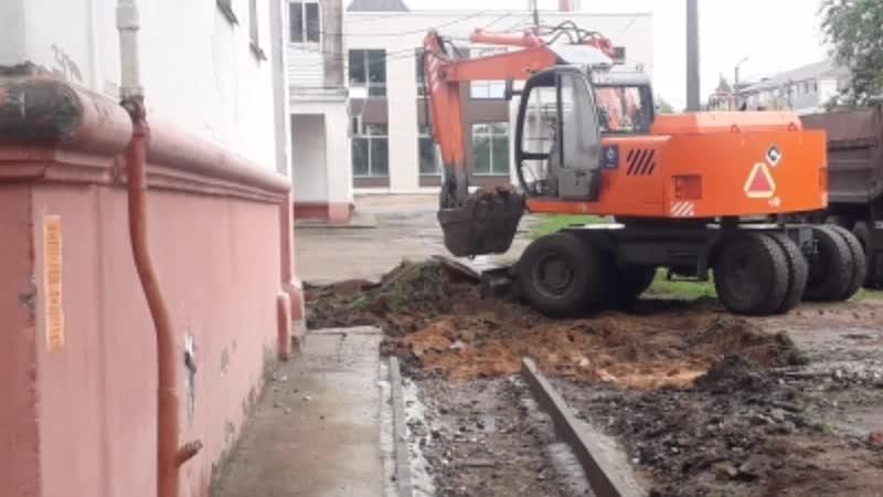 Вышний Волочек Казанский проспект 151