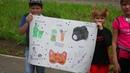 В лагере дневного пребывания «Апельсин» при Доме детского творчества прошла необычная квест-игра