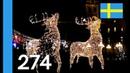 Stockholm Christmas Lights - 10 Swedish Words 274