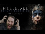 Mind altering VR Experience you NEED to FEEL - Hellblade in the HTC Vive