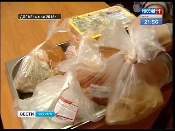 Шашлык с приправами Вести Иркутск купили мясо в магазинах города и отвезли его в ветлабораторию
