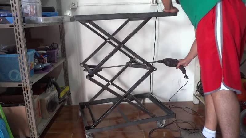 Подъемный стол от Jeferson Simões
