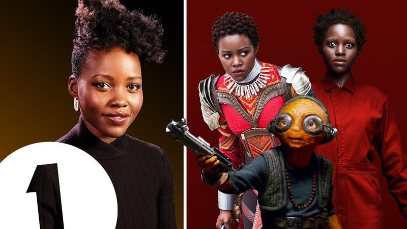 I love secrets! Lupita Nyongo on Black Panther, Us and Star Wars.