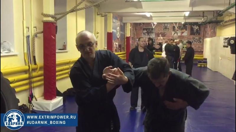 Джиу-Джитсу в БК Ударник на Электрозаводской \ Семеновской - Видео 4.