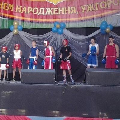 Ваня Повханич, 22 июля , Ужгород, id90183932