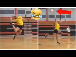 WORST SERVE EVER ! Funny Volleyball Videos (HD)