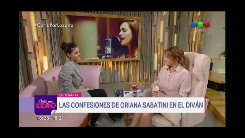 Oriana Sabatini mano a mano con Vero Lozano, su relación con Dybala y sus padres