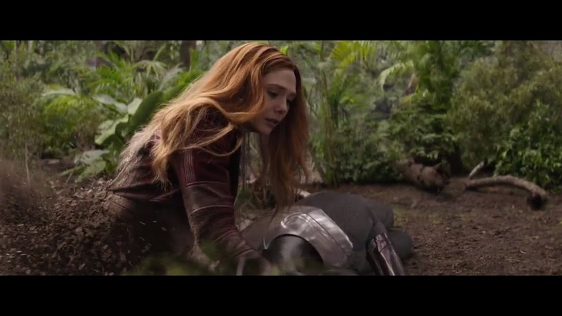 Avengers Infinity War Moment After Thanos Snapped His Finger Post Credit Scene HD