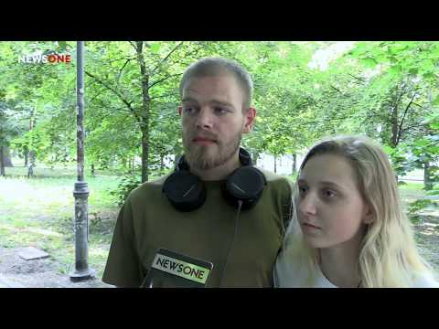 Норвезький найманець Йоркен (Нацкорпус АЗОВ) про війну і мир Руслан Коцаба для NewsONE
