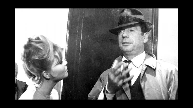 Х/Ф Убийцы в спальных вагонах (Франция, 1965) Детектив режиссёра Коста-Гавраса при участии Ива Монтана и Симоны Синьоре.