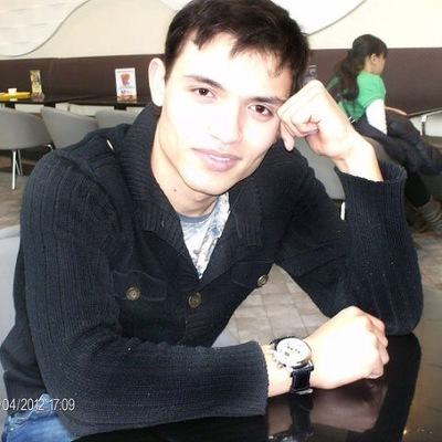 Samir Zamirov, 22 апреля , Москва, id154586067