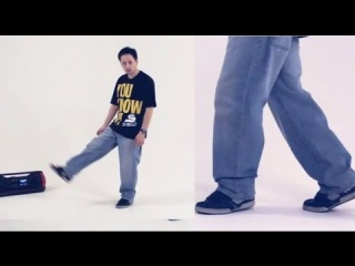 ���� ������ ��� ����������: ���� ���-���� (hip hop tutorial)