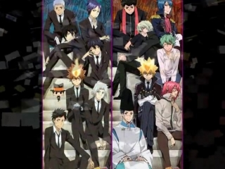 Vongola First Generation - Aoi Yume