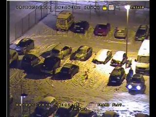 CAR STUCK (FAIL) accident *****NEW