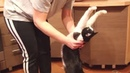 Cat Loves Hugs | Can I Get a Pick Me Up?