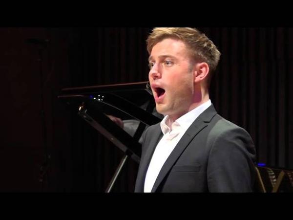 BBC Proms Australia: Benjamin Appl - Schubert Songs
