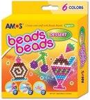 """Amos.  Beads.  Набор для творчества из бисера  """"Сладости """" ."""