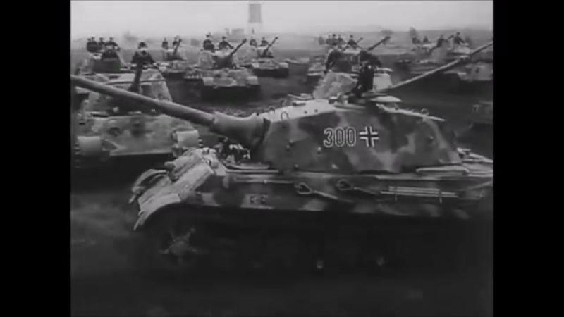 Deutsche Wochenschau, Panzerjäger - Königstiger, im August 1944.