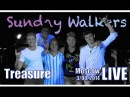 Treasure - Bruno Mars - Sunday Walkers (cover) (LIVE)