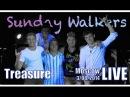 Treasure - Bruno Mars - Sunday Walkers (cover) (LIVE)