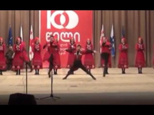 ансамбль Грузии Рустави - танец Мтиулури (26.05.2018)