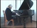 Музыкальная Атлантида МЕТЕЛЬ Свиридов Г В Катичев Андрей за роялем