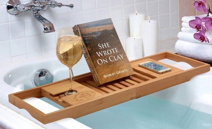Для тех кто любит принимать ванну с комфортом