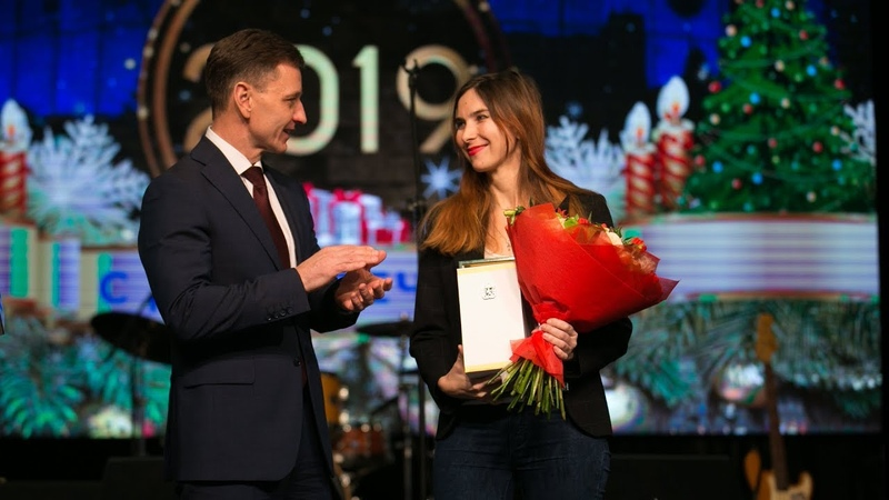 Сотрудники Призыва получили награды конкурса Ответственность Позиция Признание