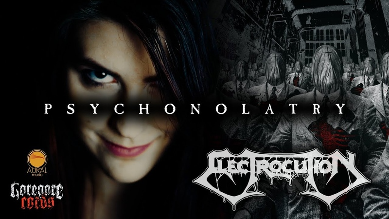 ELECTROCUTION - Psychonolatry (The Icons of God and the Mirror of the Souls) [Official Music Video]