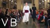 Victoria Beckham Autumn Winter 2019 - London Fashion Week Live