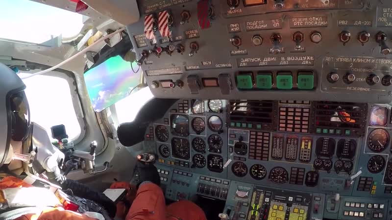 For the first time, the pilots of the Russian Aerospace Forces in Venezuela